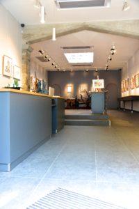 Cristel éditeur d'art Centre erró exhibition