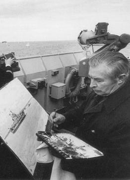 Albert BRENET peintre